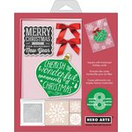 Hero Arts - Christmas - Acetate Christmas Kit