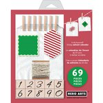 Hero Arts - Christmas - Advent Calendar Kit