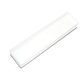 Hero Arts - Clear Design - Clear Acrylic Stamping Block - 1.5 x 6 Inch