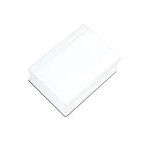 Hero Arts - Clear Design - Clear Acrylic Stamping Block - 1.5 x 2 Inch