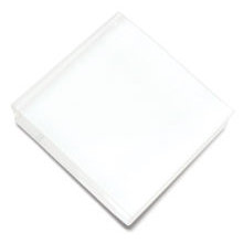 Hero Arts - Clear Design - Clear Acrylic Stamping Block - 3 x 3 Inch