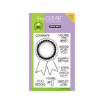 Hero Arts - Poly Clear - Clear Acrylic Stamps - You're the Best