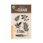 Hero Arts - Poly Clear - Clear Acrylic Stamps - Stamp Your Own Plant