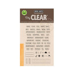 Hero Arts - Poly Clear - Clear Acrylic Stamps - Plan