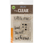 Hero Arts - Baby Collection - Clear Acrylic Stamps - Little One