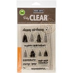 Hero Arts -  Clear Acrylic Stamps - Tassels