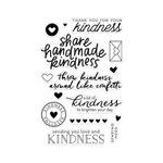 Hero Arts - Poly Clear - Clear Acrylic Stamps - Acts of Kindness