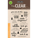 Hero Arts - Trend Collection - Clear Acrylic Stamps - Hello Gorgeous