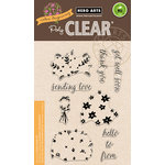 Hero Arts - Color Layering Collection - Clear Acrylic Stamps - Bouquet