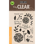 Hero Arts - Spring Collection - Clear Acrylic Stamps - You're So Lovely