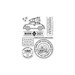 Hero Arts - Kelly Purkey Collection - Clear Photopolymer Stamp - Kelly's Warm and Cozy