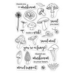 Hero Arts - Clear Acrylic Stamps - You're A Fungi