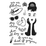 Hero Arts - Clear Acrylic Stamps - Your Are Fabulous