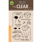 Hero Arts - Clear Acrylic Stamps - I'm A Puffer For You