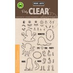 Hero Arts - Clear Acrylic Stamps - Mix And Match Monsters