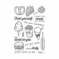Hero Arts - Clear Photopolymer Stamps - You're Sweet As Pie