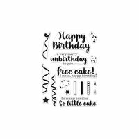 Hero Arts - Hero Greetings - Clear Photopolymer Stamps - Cheeky Birthday