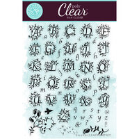 Hero Arts - Clear Photopolymer Stamps - Fairytale Book Alphabet