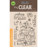Hero Arts - Christmas - Clear Photopolymer Stamps - Mountain of Joy