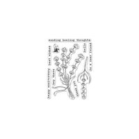 Hero Arts - Clear Photopolymer Stamps - Hero Florals Lavender Bunch