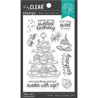Hero Arts - Clear Photopolymer Stamps - You're Top Tier