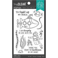 Hero Arts - Clear Photopolymer Stamps - Deeply In Love