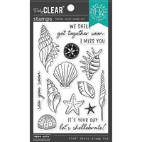 Hero Arts - Clear Photopolymer Stamps - Sea You Soon