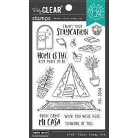Hero Arts - Clear Photopolymer Stamps - Camp Mi Casa