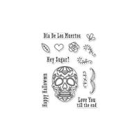 Hero Arts - Clear Photopolymer Stamps - Halloween Icons