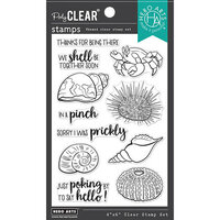 Hero Arts - Clear Photopolymer Stamps - In A Pinch