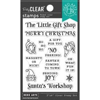 Hero Arts - Clear Photopolymer Stamps - Hero Greetings Christmas Gift Shop