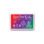 Hero Arts - Just For Kids - Washable Ink Pad - 3 Color Rainbow
