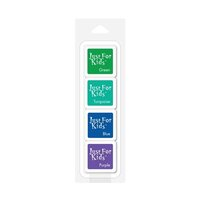 Hero Arts - Washable Ink Cubes Pack - Just for Kids - Cool