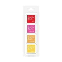 Hero Arts - Washable Ink Cubes Pack - Just for Kids - Hot