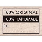 Hero Arts - Woodblock - Wood Mounted Stamps - 100% Original