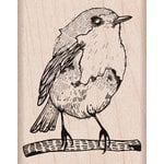 Hero Arts - Wood Block - Wood Mounted Stamp - Bird