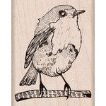 Hero Arts - Wood Block - Wood Mounted Stamp - Bird