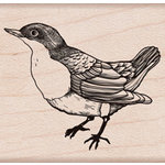 Hero Arts - Wood Block - Wood Mounted Stamp - Loiseau