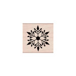 Hero Arts - Woodblock - Wood Mounted Stamps - Small Snowflake