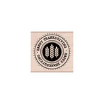 Hero Arts - Woodblock - Wood Mounted Stamps - Happy Thanksgiving Seal
