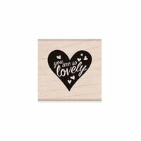 Hero Arts - Woodblock - Wood Mounted Stamps - You Are So Lovely
