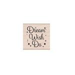 Hero Arts - Woodblock - Wood Mounted Stamps - Dream Wish Do