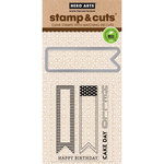Hero Arts - Die and Clear Acrylic Stamp Set - Cake Day