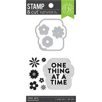 Hero Arts - Die and Clear Photopolymer Stamps - One Thing At A Time