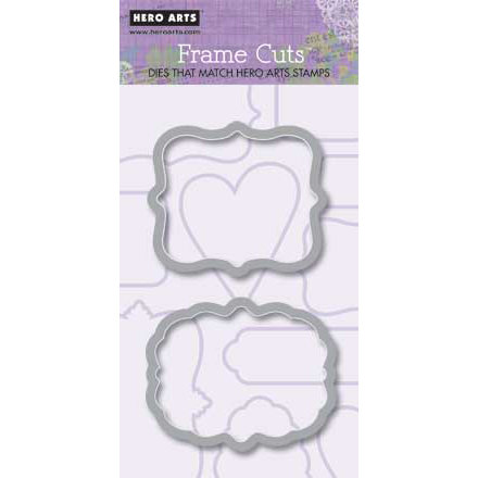 Hero Arts - Frame Cuts - Die Cutting Template - Classic and Ornate Frame