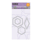 Hero Arts - Frame Cuts - Die Cutting Template - Geometric Shapes