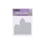 Hero Arts - Fancy Dies - Die Cutting Template - Skyline