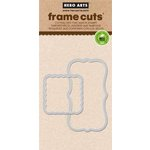 Hero Arts - Frame Cuts - Dies - Tag and Label