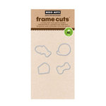 Hero Arts - Frame Cuts - Die Cutting Template - Pet Toys