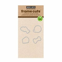 Hero Arts - Frame Cuts - Die Cutting Template - Pet Toys